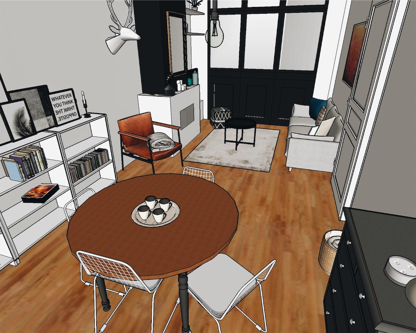 Décoration de chambres par votre décoratrice d'intérieur à Lille