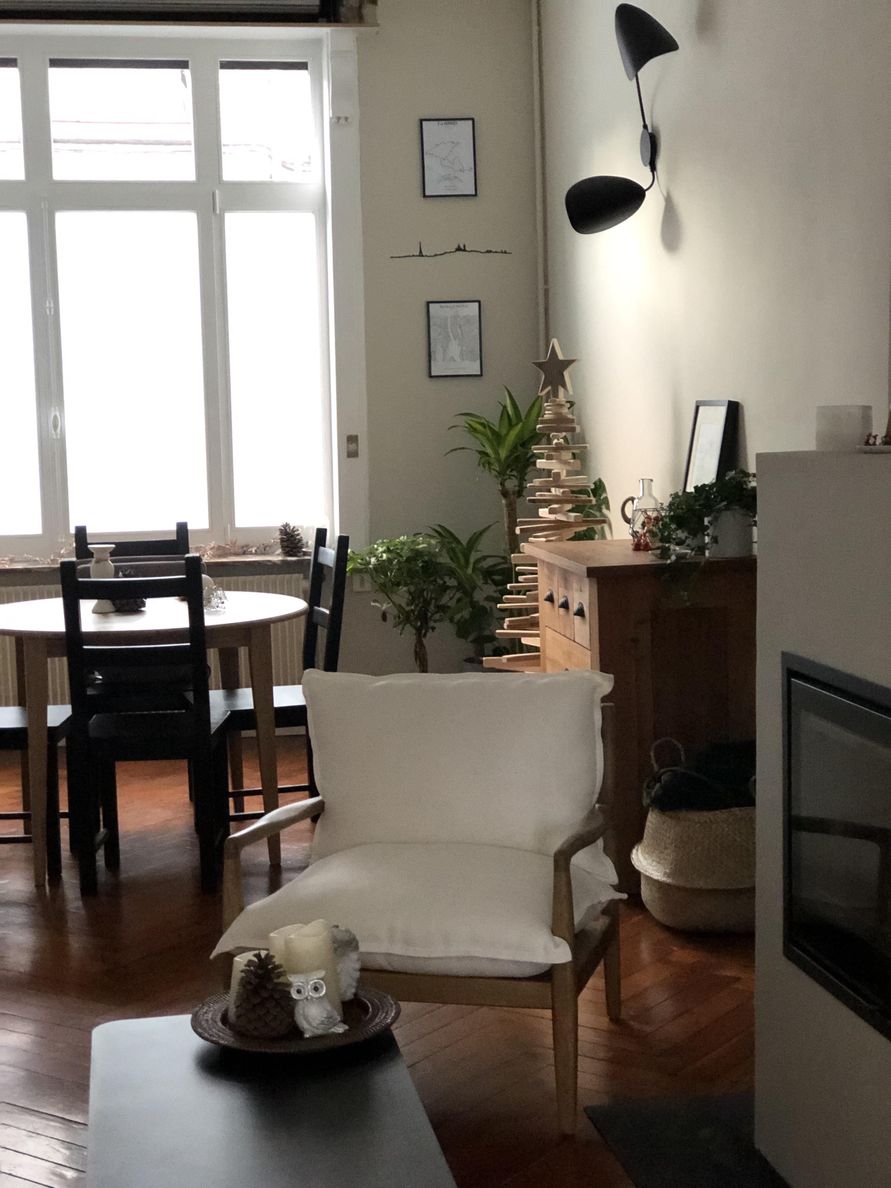 Décoration de salon par votre décoratrice d'intérieur à Lille