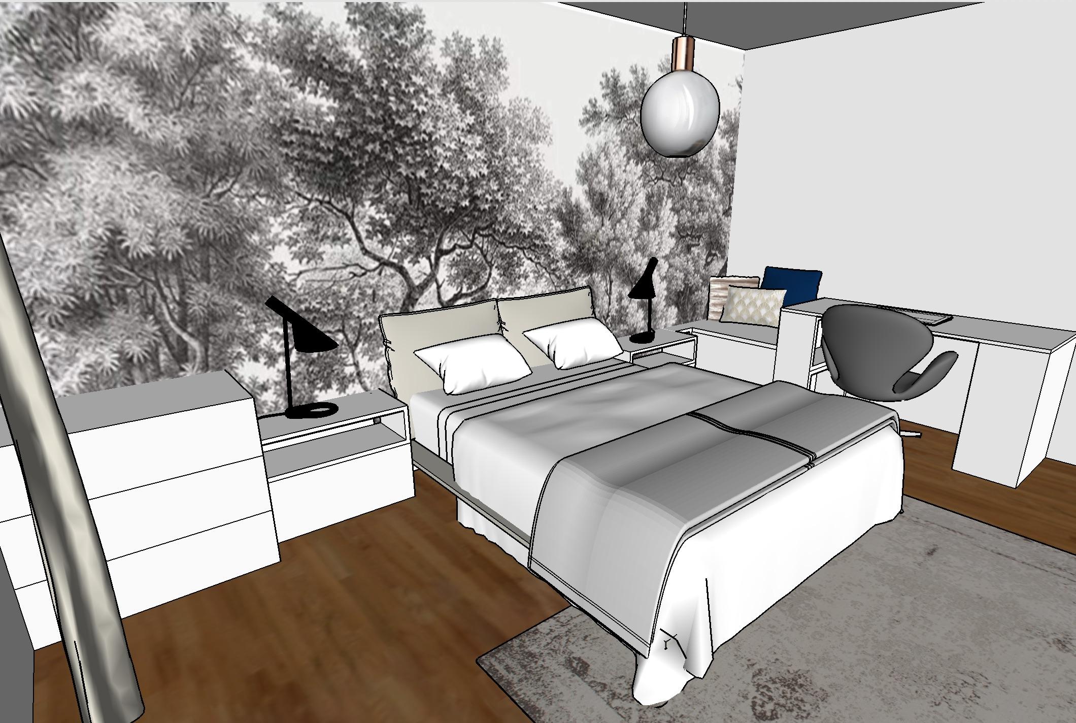 Décoration de chambre par Just in Home - Décoratrice d'intérieur à Lille