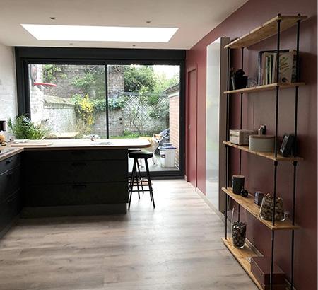 Just in Home vous accompagne dans le choix des matériaux pour vos travaux de décoration